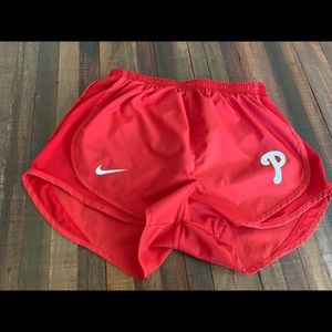 Nike Philadelphia Phillies shorts